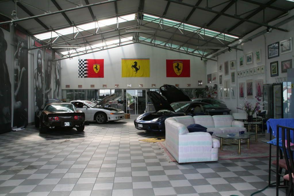 World S Most Beautiful Garages Garage Decor Luxury Garage