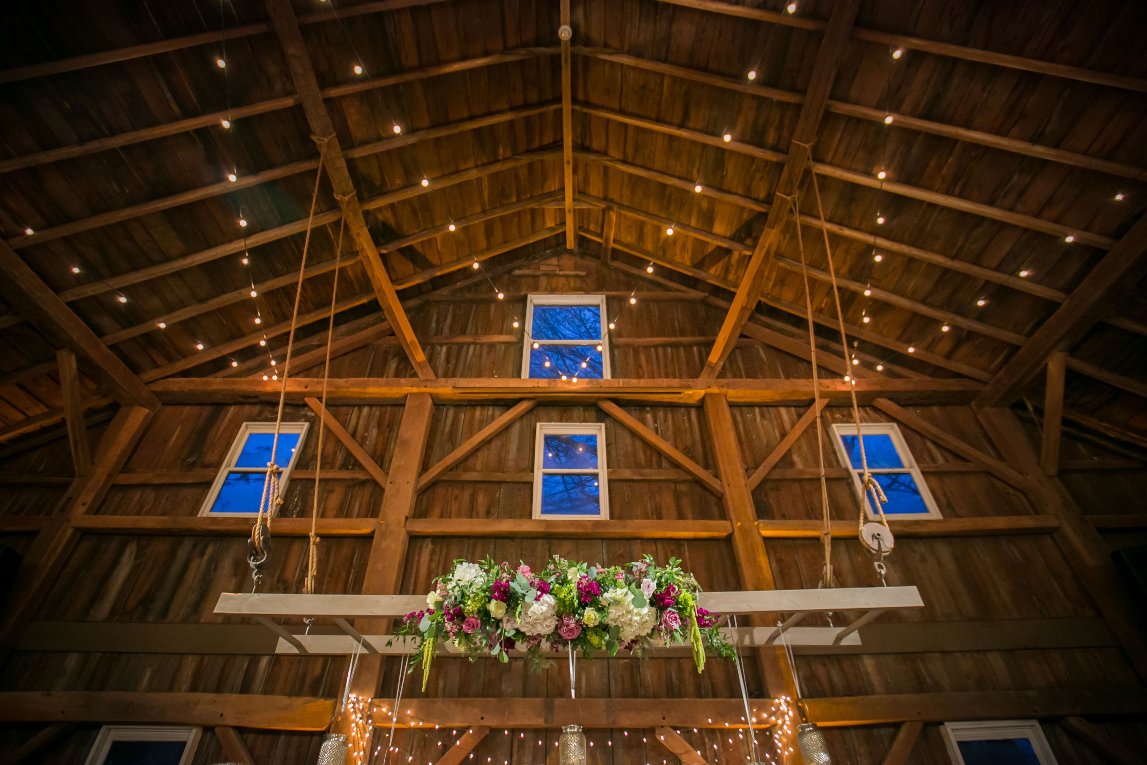 Ladder decor at the Mustard Seed Gardens | The Olde Barn at Mustard ...