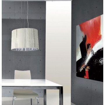 Obi 43 suspension light by Axo modern interiordesign