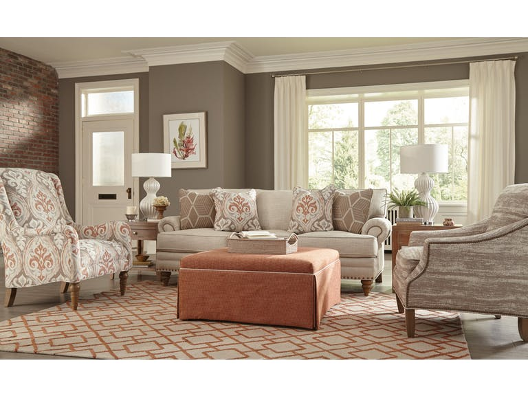 Living Room Sofa Paula Deen Furniture, Paula Deen Furniture Sofa