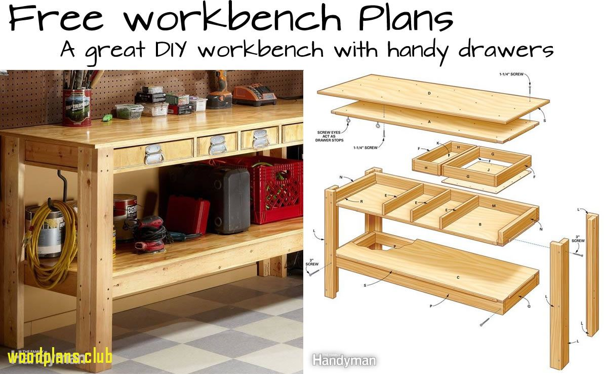 70 Free Woodworking Bench Plans Cool Storage Furniture Check More At Http Glennbe Workbench With Drawers Woodworking Furniture Plans Woodworking Plans Diy
