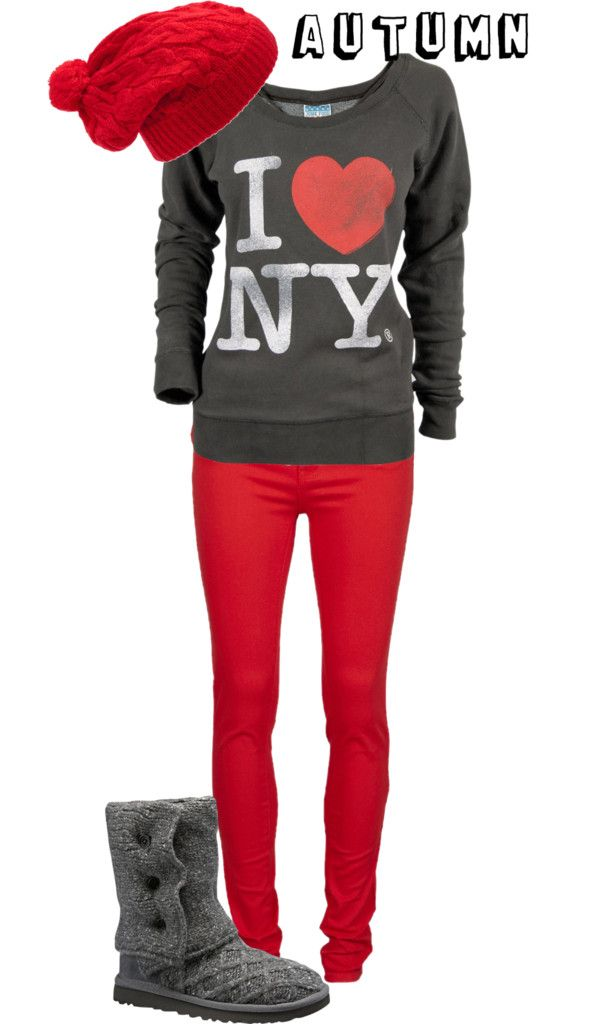 """Autumn Outfit"" by malzorox on Polyvore"