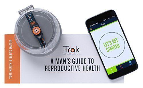 Trak Male Fertility Testing System Fertility Tests Indicators New