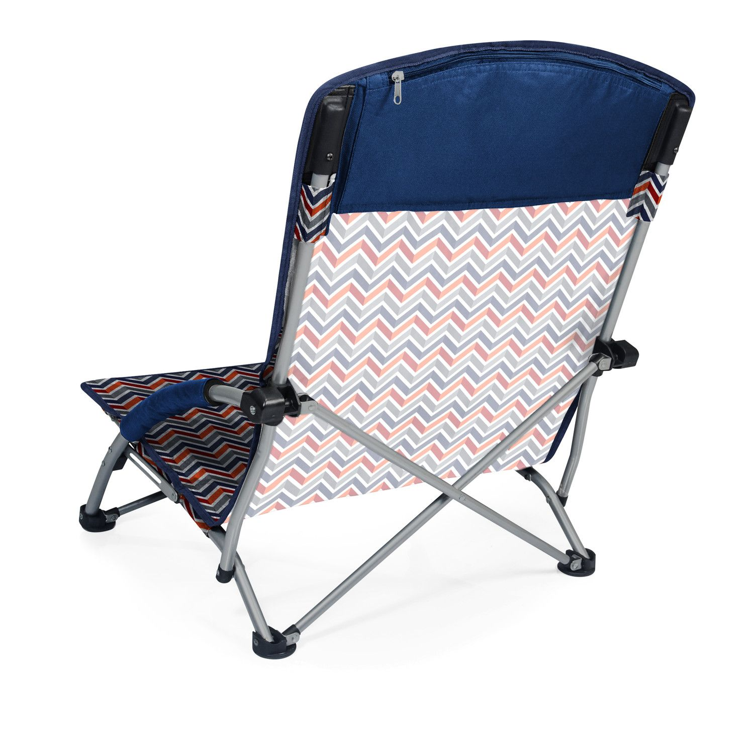 Picnic Time Vibe Tranquility Portable Beach Chair