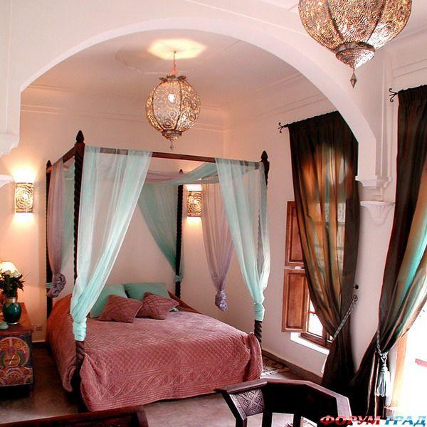 Марокканский стиль - Чтобы отдых ...