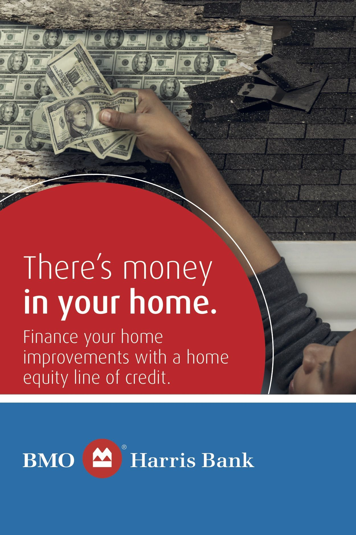 a home equity line of credit from bmo harris can help you finance rh pinterest com
