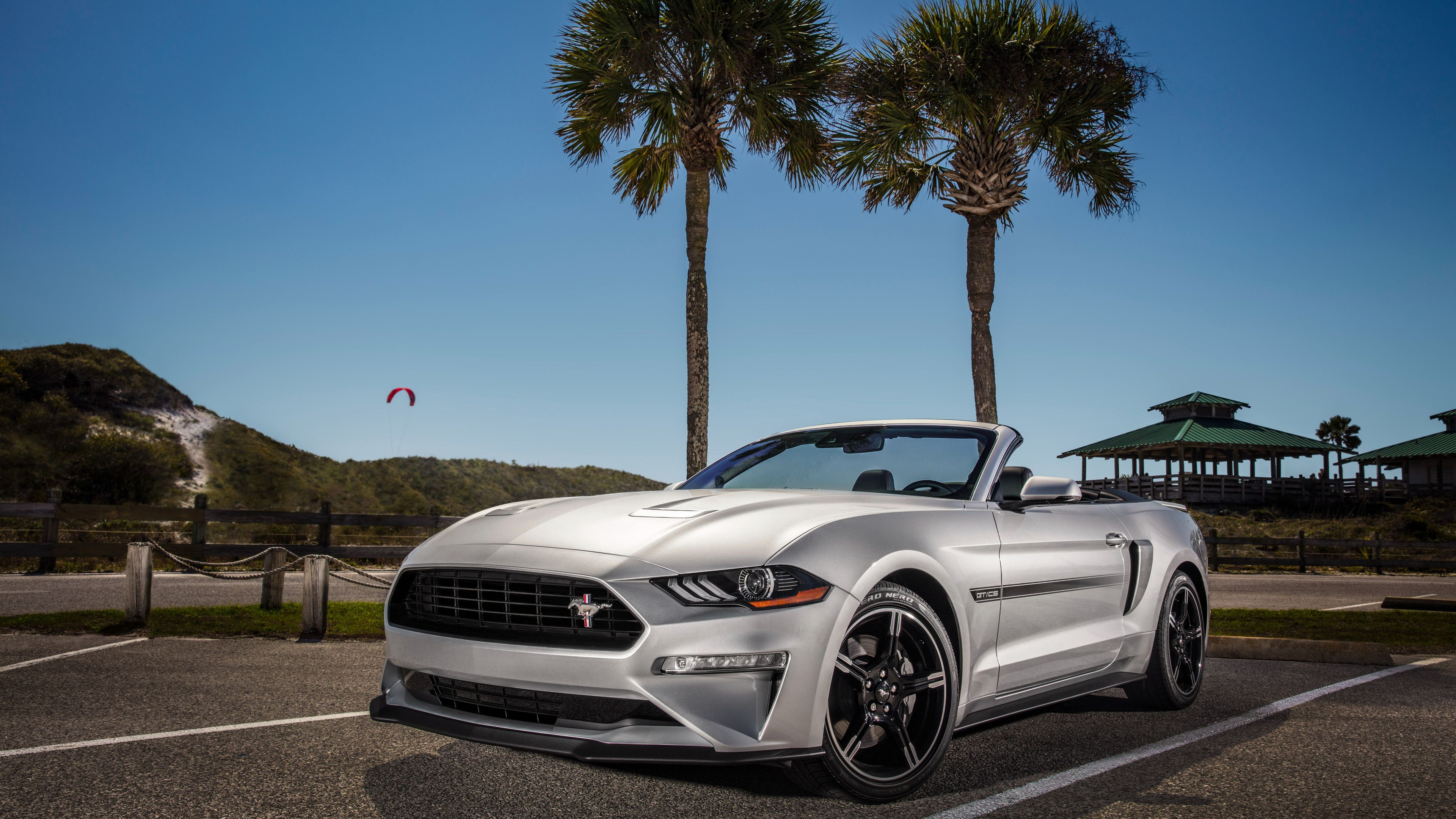 Wallpaper 4k 2019 Ford Mustang Gt Convertible 2019 Cars Wallpapers