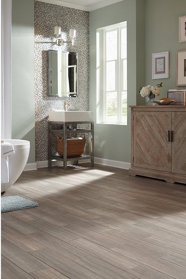 Get The Look Of Beautiful Ceramic Tile Floors With The Ease And Cost