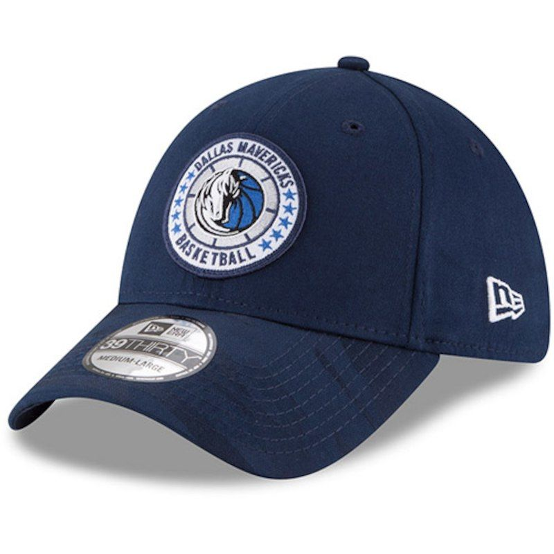 on sale many fashionable online for sale Dallas Mavericks New Era 2018 Tip Off Series 39THIRTY Flex Hat ...