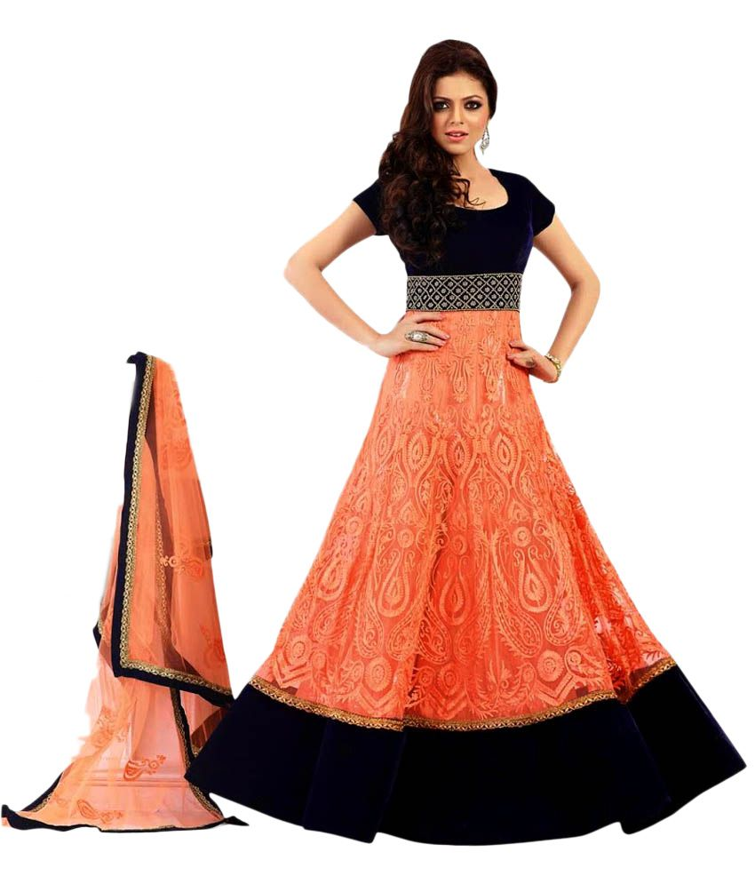 151afbef3 Women's Salwar Suits: Buy Designer Ladies Salwar Kameez Online at Low Prices  - Snapdeal.