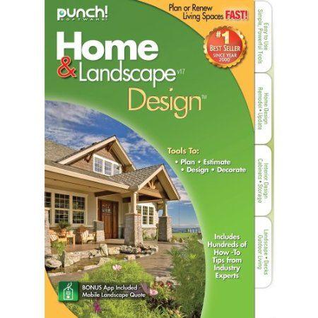 Punch Home Landscape Design V17 Download By Encore Software