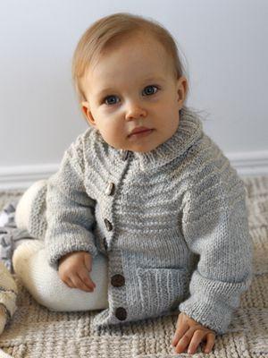 Vauvan neulenuttu Novita 7 Veljestä:   Novita knits