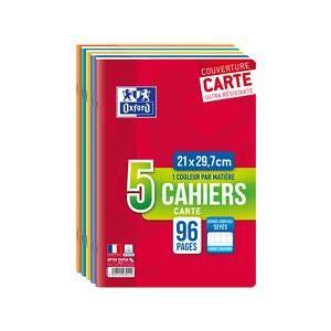 Carnet Oxford Stitch, A4, Seyès, 96 pages, lot de 5 – Lot de 3   – Products