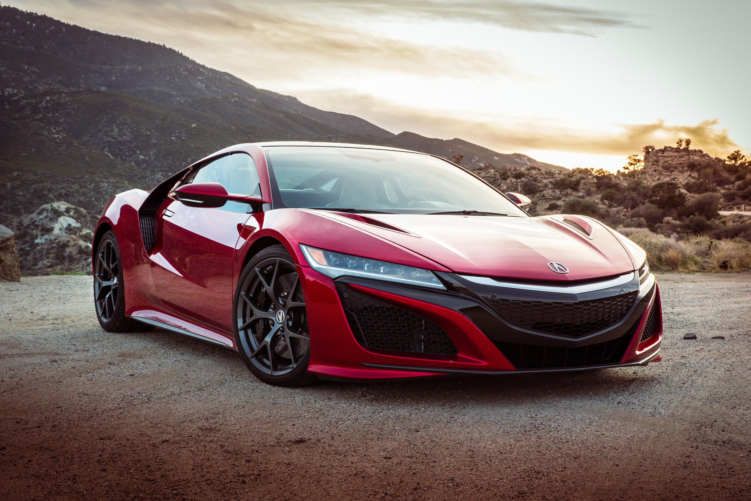 2017 Acura Nsx Hd Cars 4k Wallpapers Images Backgrounds
