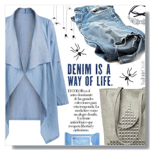 """Denim is a way of life"" by fashion-pol ❤ liked on Polyvore featuring Neutrogena"