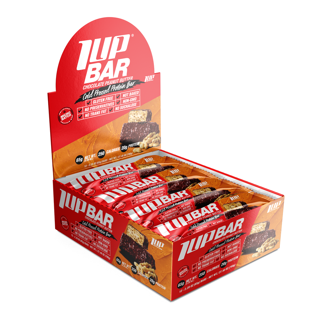 1up Protein Bars 1 Box 12 Bars Protein Bars Best Protein Bars Protein