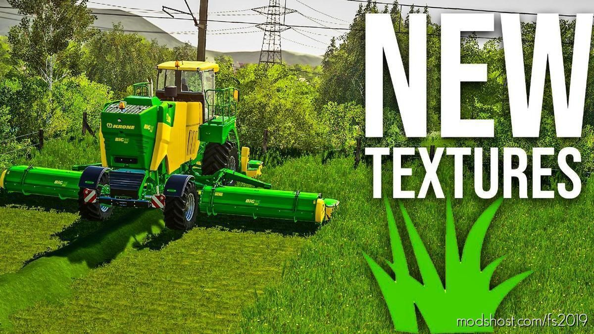Download Grass Texture mod for Farming Simulator 19 at