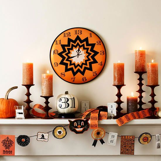 Carnival-Theme Party Decorations Carnival themes, Halloween party - halloween party decoration ideas