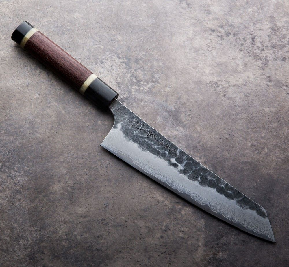 Tojiro K-Tip Gyuto 215mm handmade Japanese chef knife. 21b4909833629