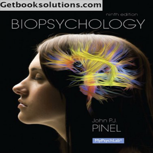 this is completed test bank for biopsychology 9th edition by pinel