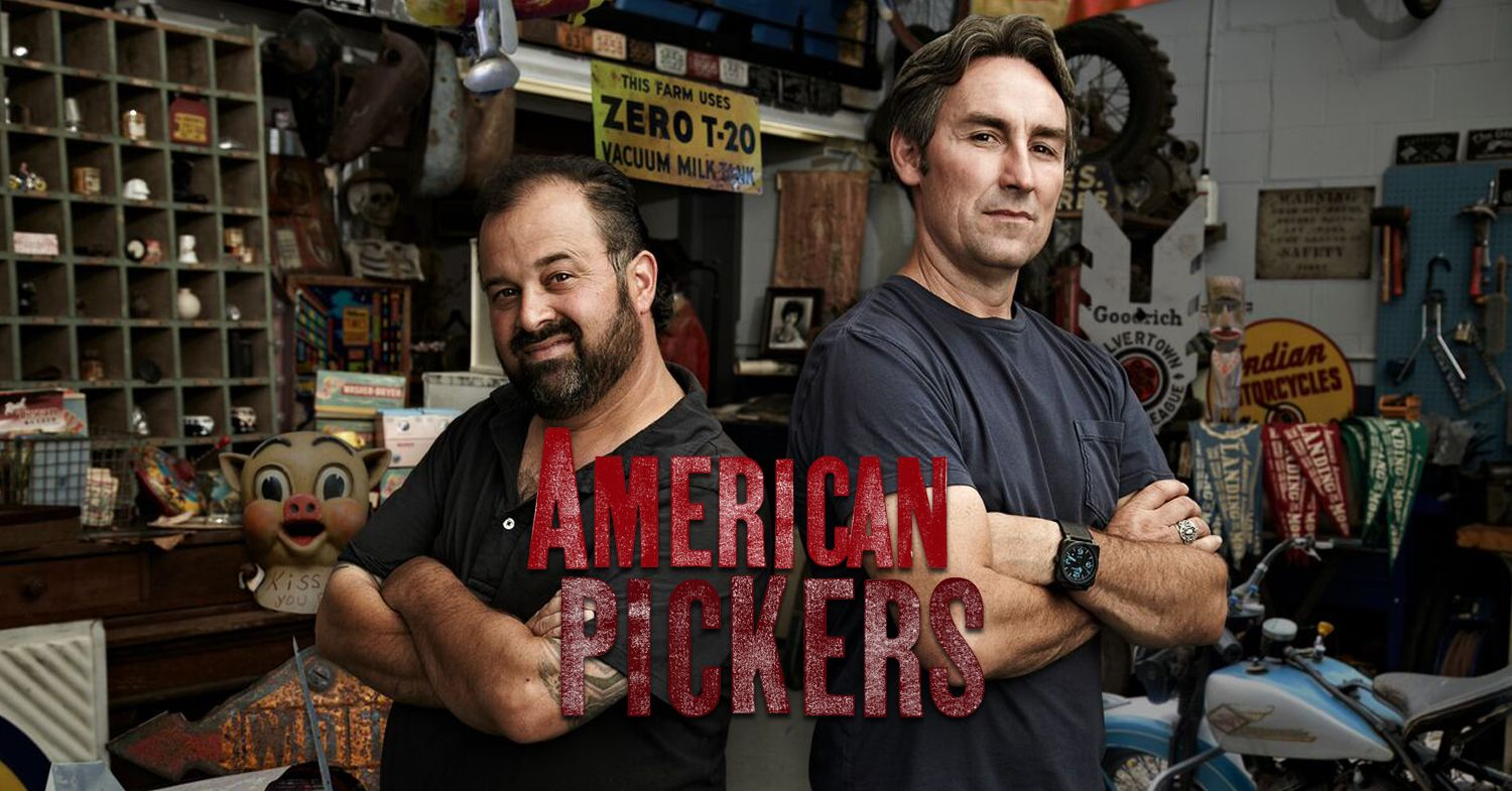Grays Harbor episode of American Pickers will air on