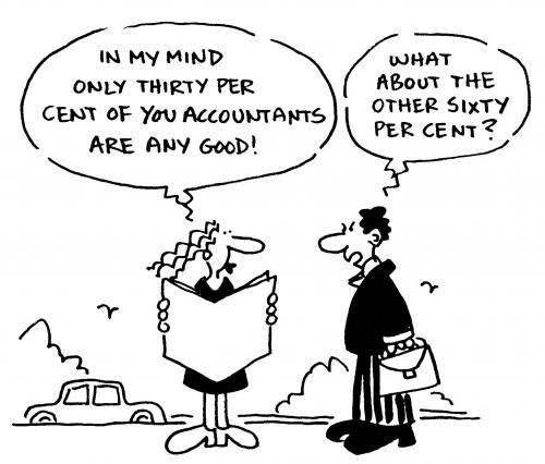 And we, of course, love Accountants (especially at Nelson