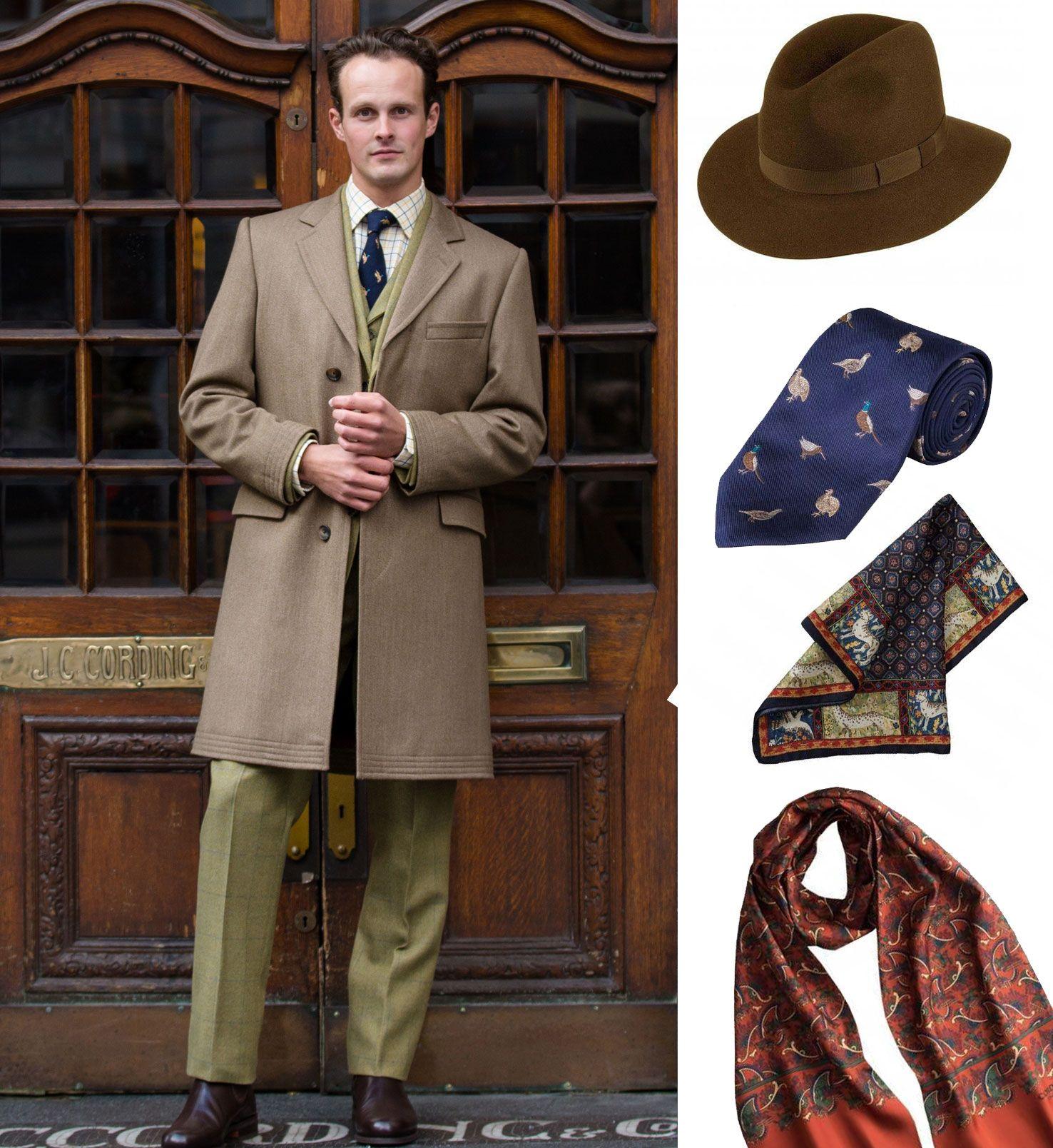 Mens Country Style Ideas For The Cheltenham Festival Mens