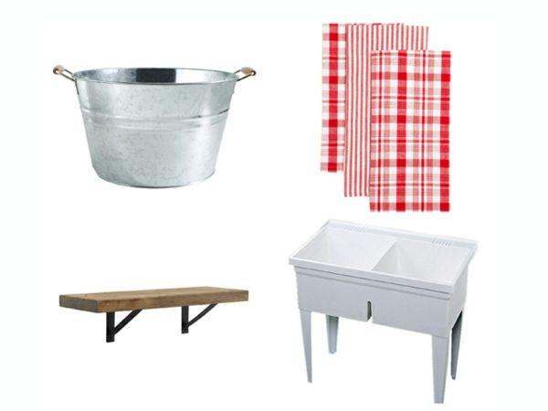 kleine k che einrichten landhausk che mit viel stauraum k chendekoration kleine k che. Black Bedroom Furniture Sets. Home Design Ideas