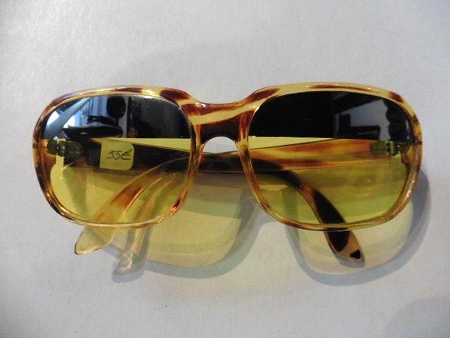 60's dead stock sunglasses | Lunettes de soleil vintage