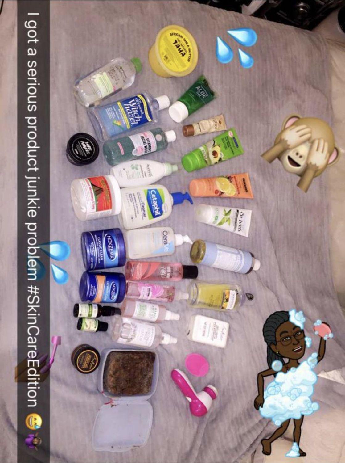 Follow me isthatbrooklynn skin care routine beauty