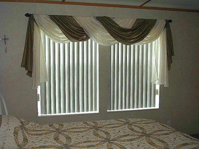 Sheer Swag Curtain Ideas Curtains For Round Windows Home Decor