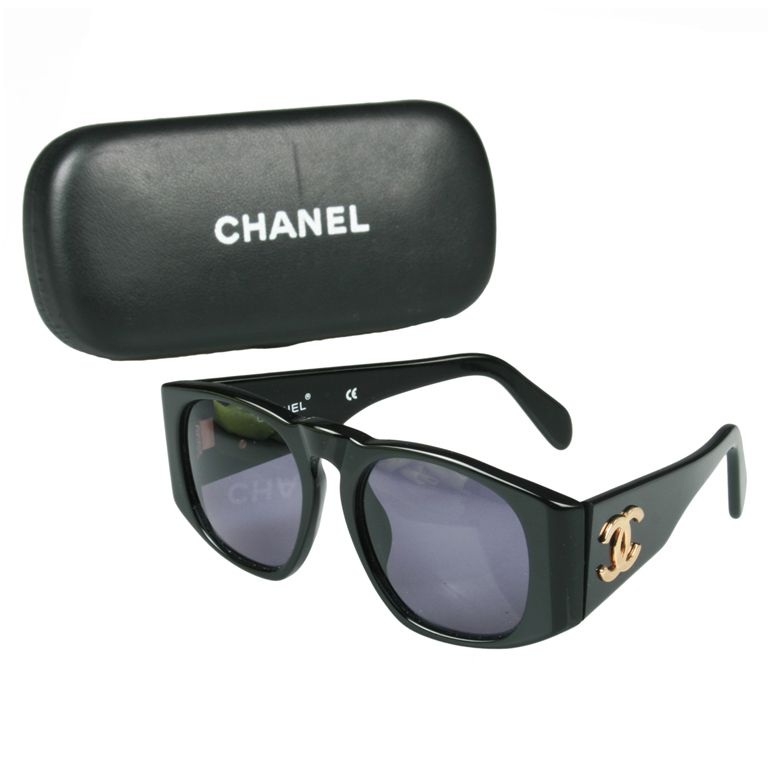 73dc253e2fb 1990 s Vintage CHANEL Sunglasses