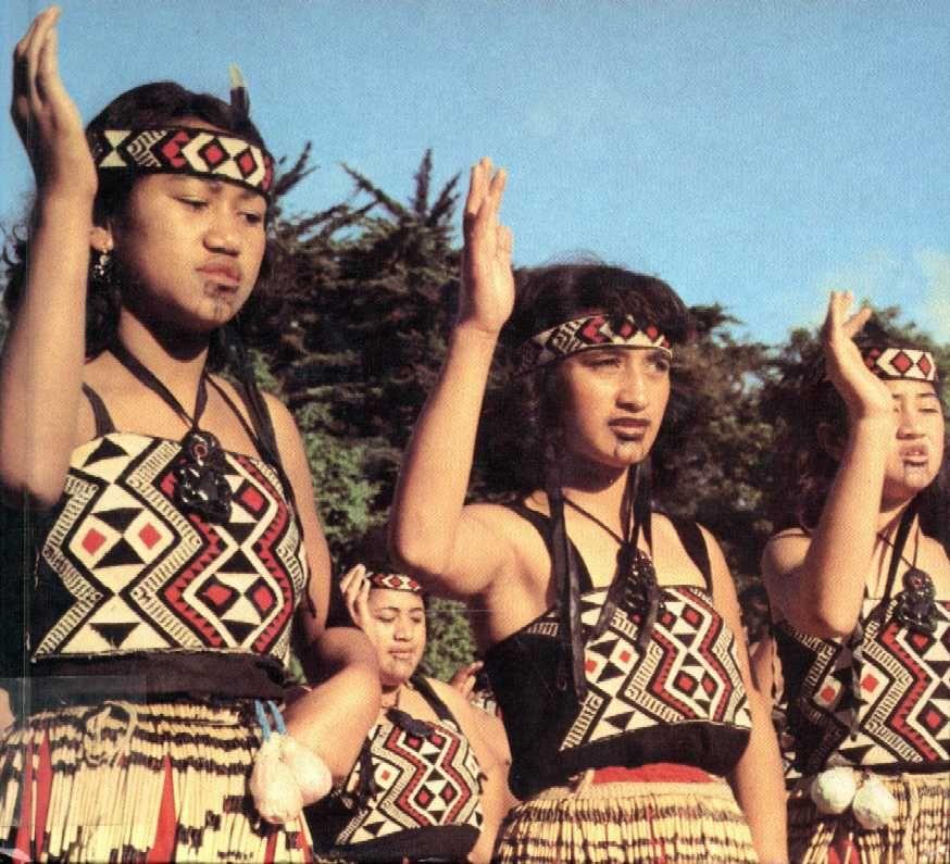 "Women In Maori Culture: NEW ZEALAND """"AOTEAROA"