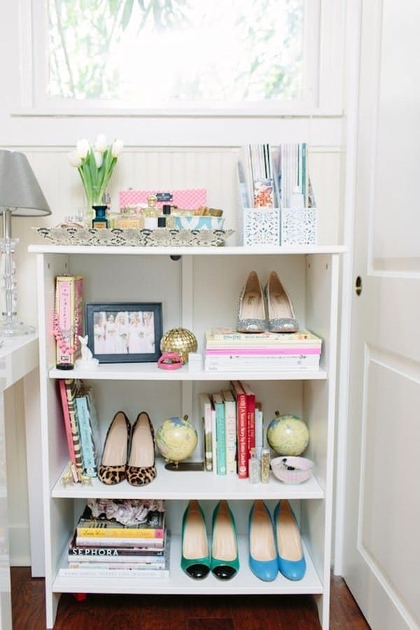 10 Clever Shoe Storage Ideas For Small Spaces