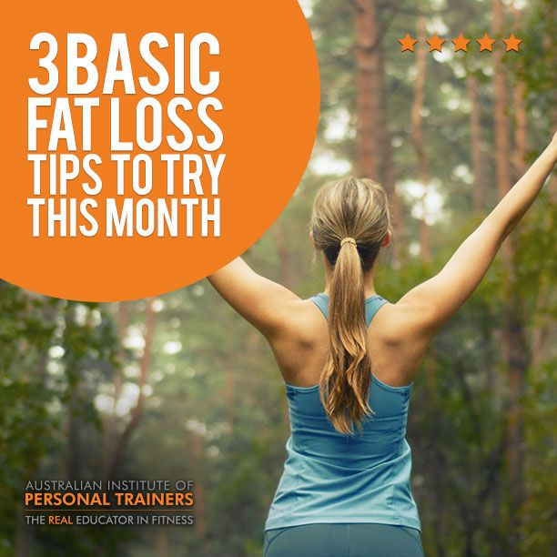 Health, wellness and weight management do not belong in the same category as self-flagellating over a stray chocolate bar after a bad day. Keep it simple with these basic fat loss tips to try this month.  #weightloss #fitness #healthy