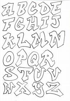 Cool Letters Alphabet Pixbimcom Ukdizwkc Graffiti