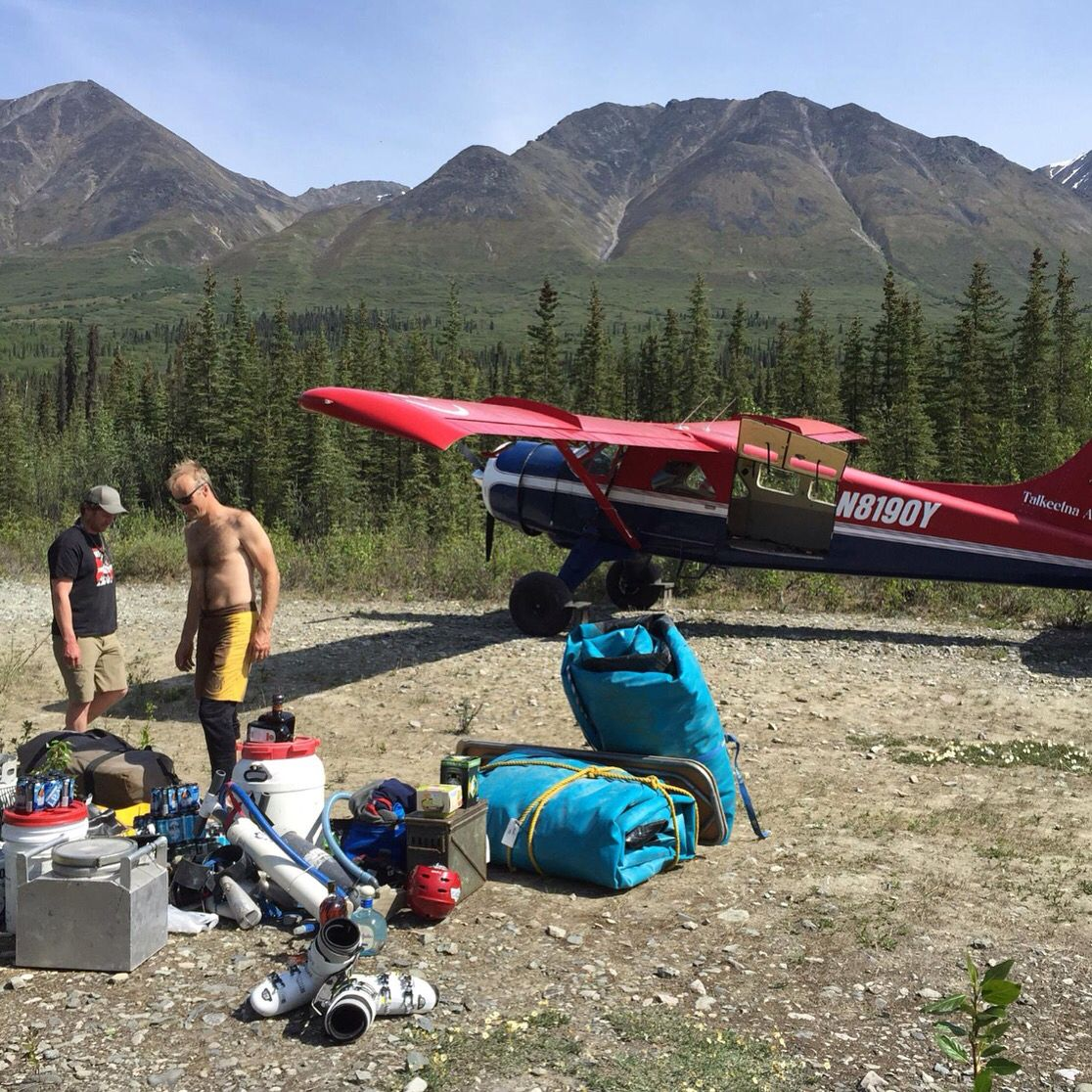 Rafting in the talkeetna mountains rafting tours de