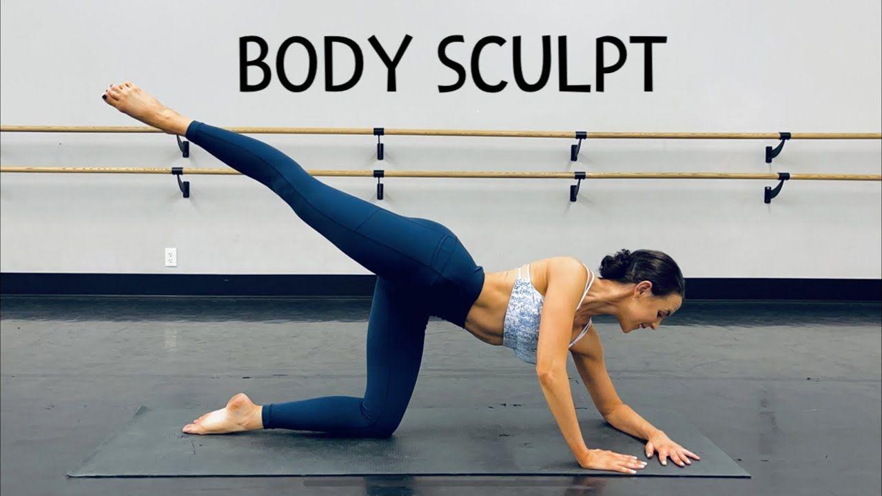 FULL BODY BARRE WORKOUT | BODY SCULPTING | 35 Mins.