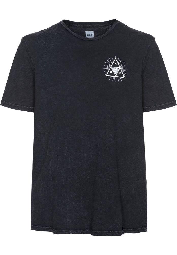 HUF Third-Eye-Triple-Triangle-Wash - titus-shop.com  #TShirt #MenClothing #titus #titusskateshop