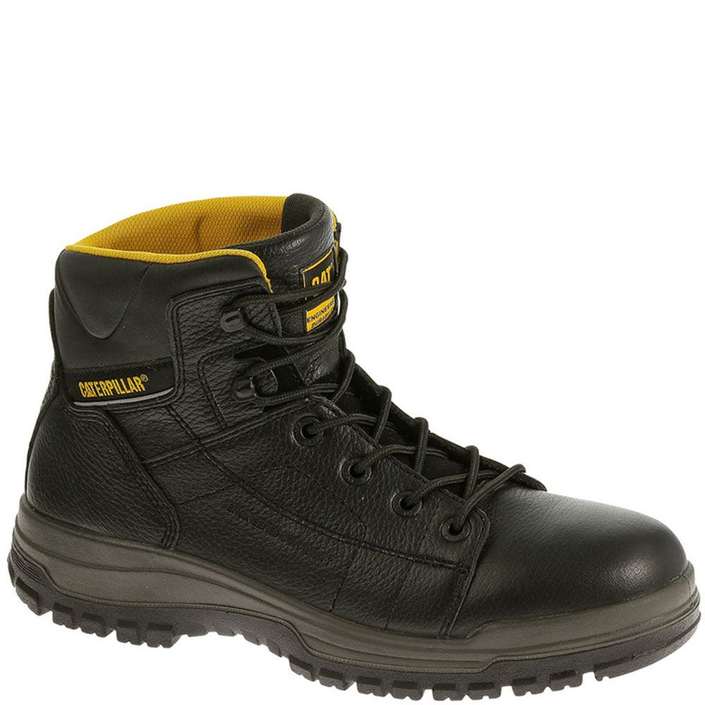 save up to 80% really cheap top quality 90002 Caterpillar Men's Dimen Hi Safety Boots - Black ...