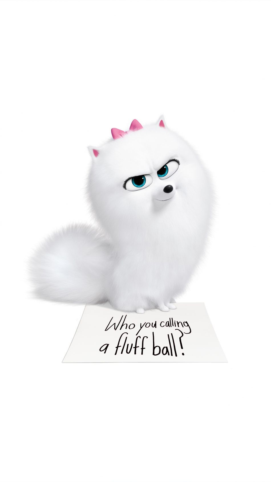 Gidget The Secret Life Of Pets 2 4k Ultra Hd Mobile Wallpaper Cute Cartoon Wallpapers Pets Movie Secret Life Of Pets