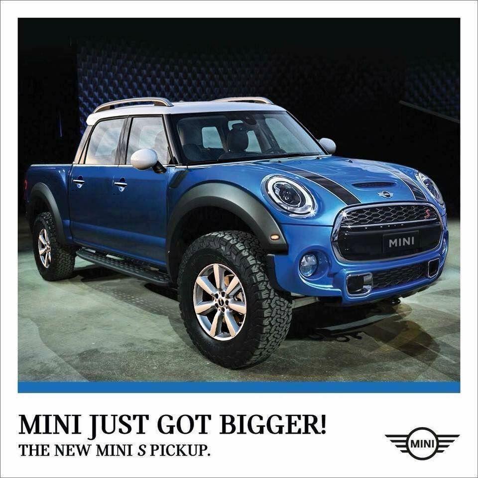 Mini Cars, Mini Cooper, Mini Trucks