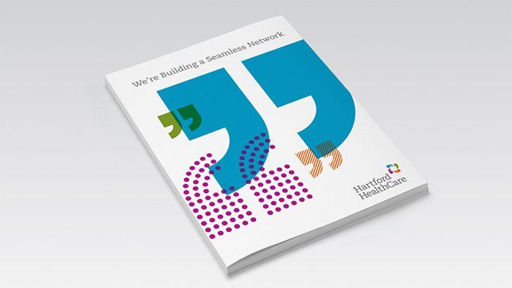 Hartford HealthCare   Cover design Agency: Landor Associates