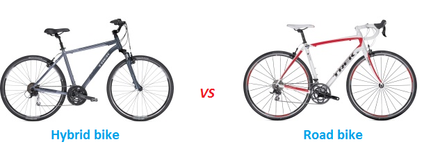 Hybrid Vs Road Bike Hybrid Bike Bike Bike Run