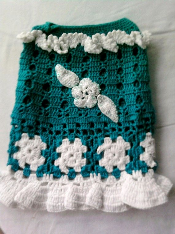 CLEARANCE SALE! Crochet Chihuahua Sweater Dog Clothing Dog Apparel ...