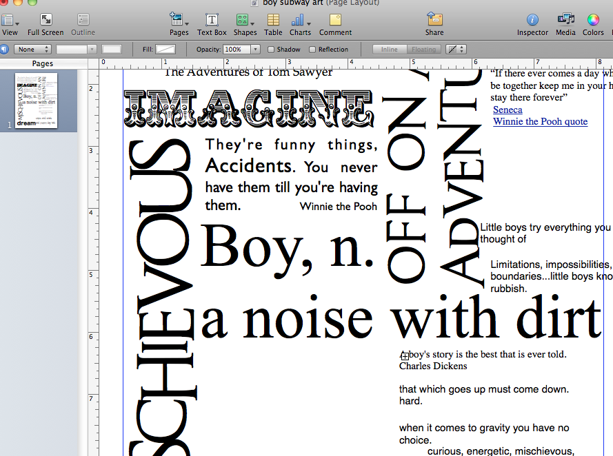 microsoft word art templates