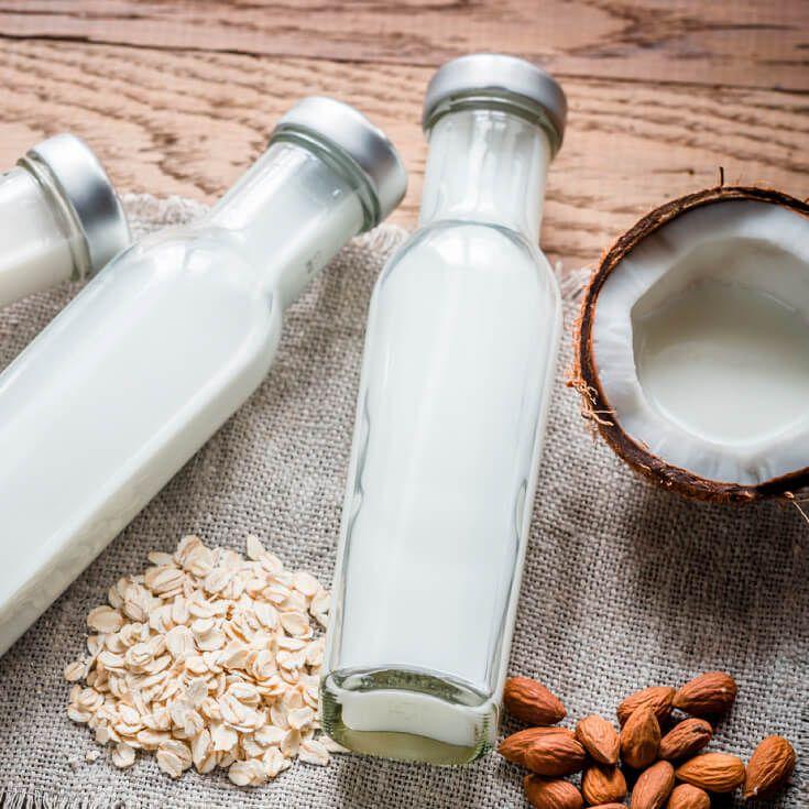 budwig diet dairy free alternative