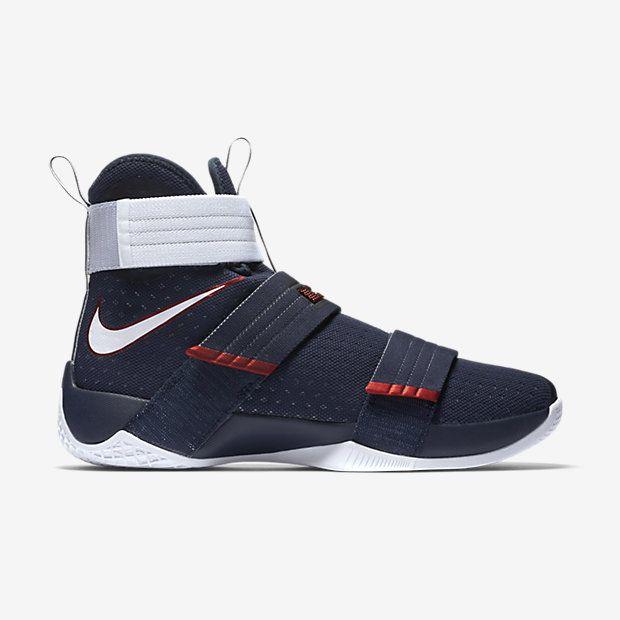58cb5c3806d7a Nike Zoom LeBron Soldier 10 SFG Men s Basketball Shoe