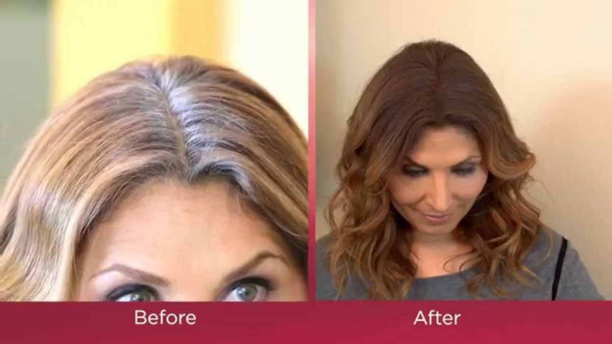 Best At Home Hair Color For Blondes To Cover Gray Famous Hair Dye 2018