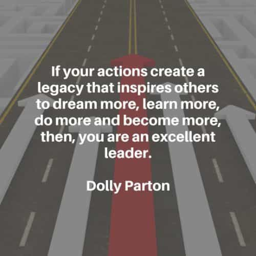 105 Leadership quotes and sayings to let out the best in you